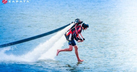 Miami Water Jetpack