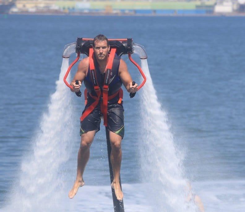 Hydro Jet Pack Miami