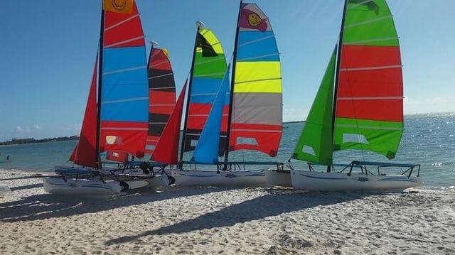 Sailboat Rental Miami
