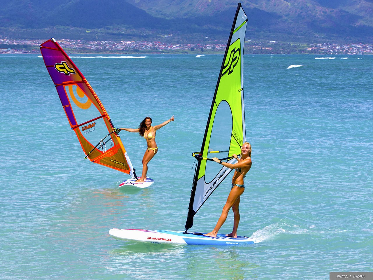 Miami Windsurfing