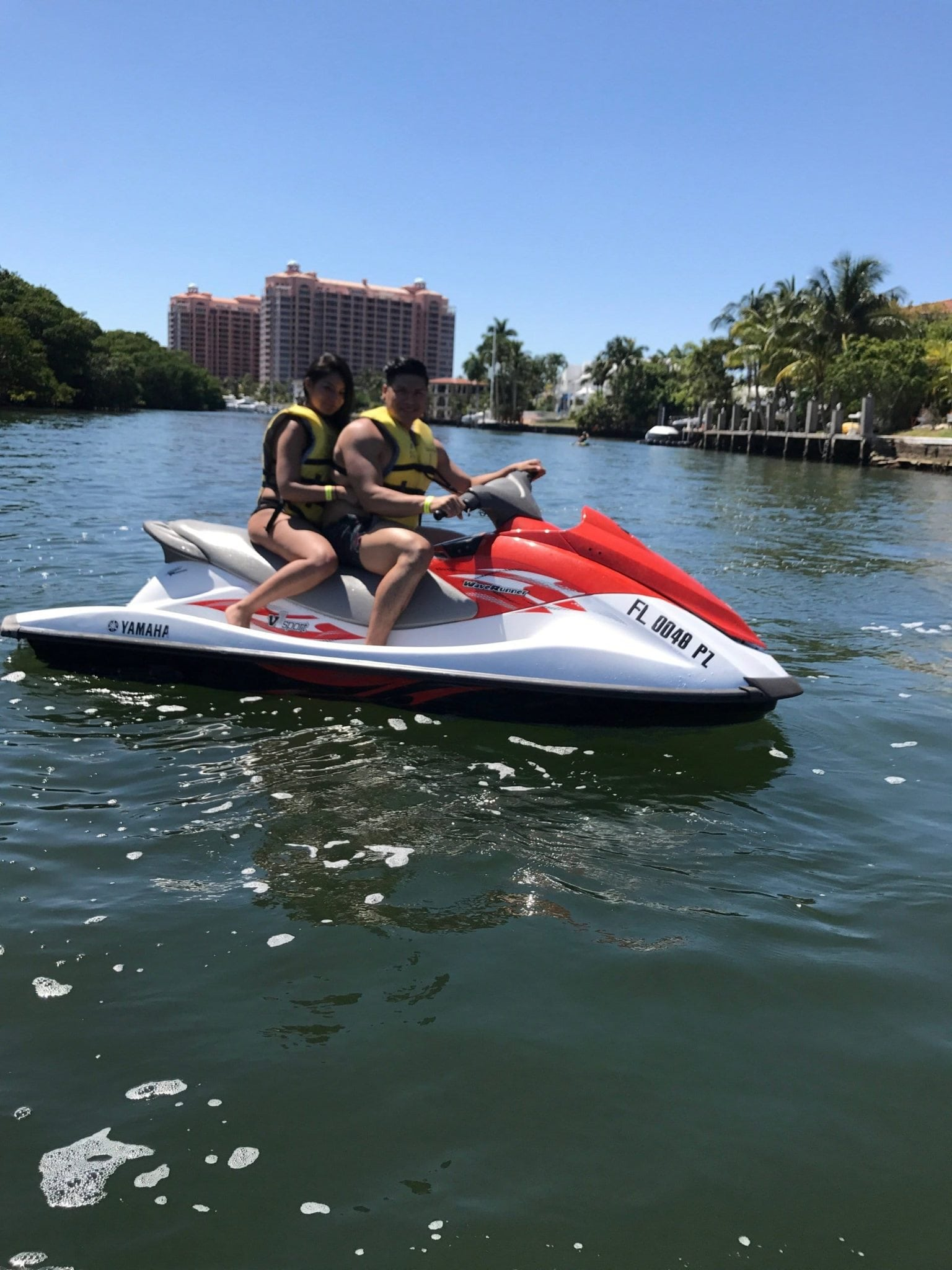 South Beach Jetski Rental